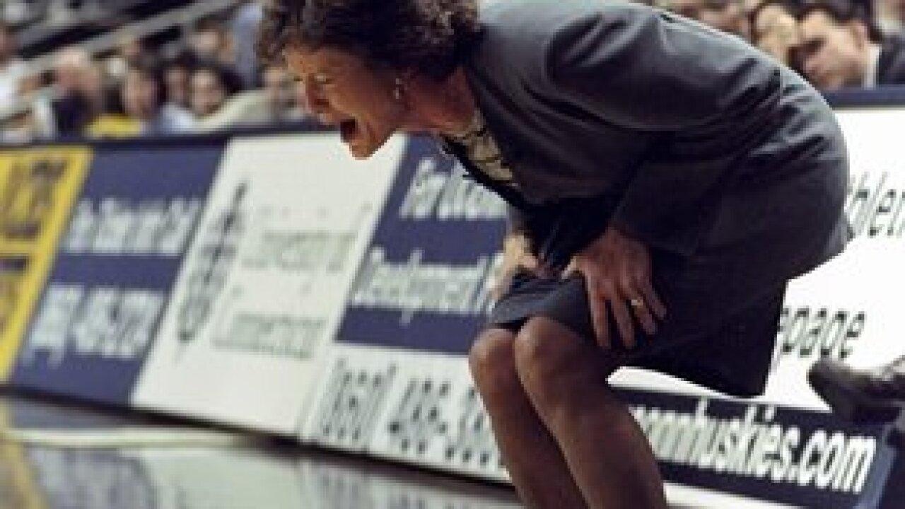 Pat Summit's legendary career, in photos