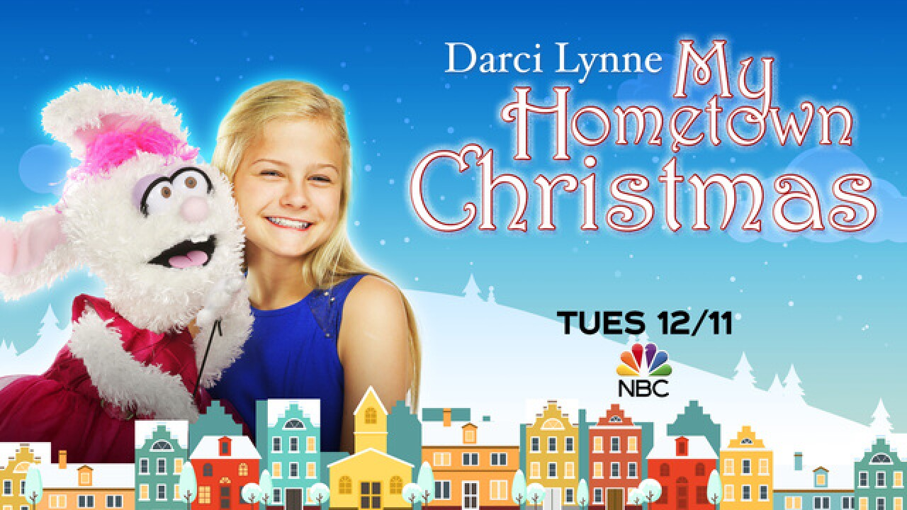 Darci Lynne, Oklahoma native and 'America's Got Talent' winner, to have her own Christmas special
