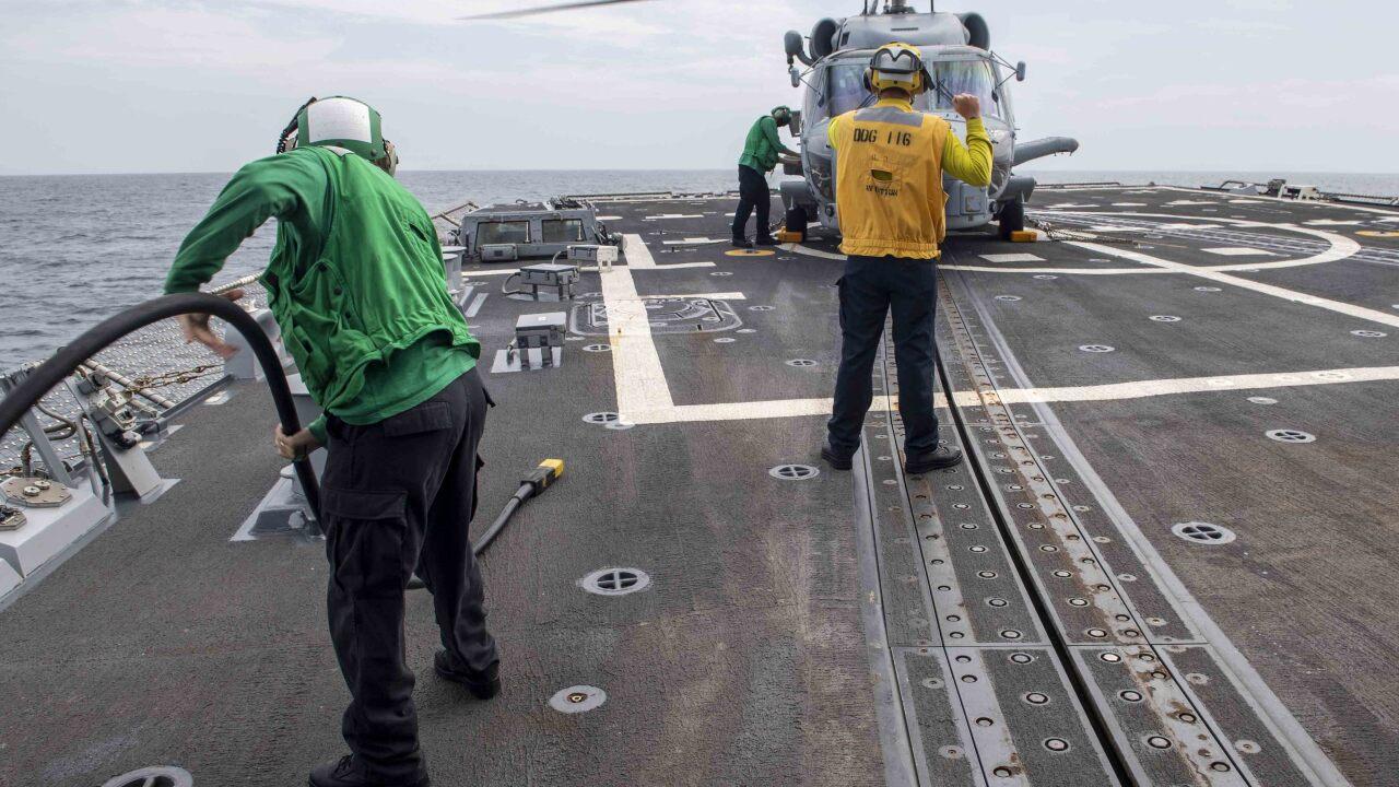USS Thomas Hudner (DDG 116)