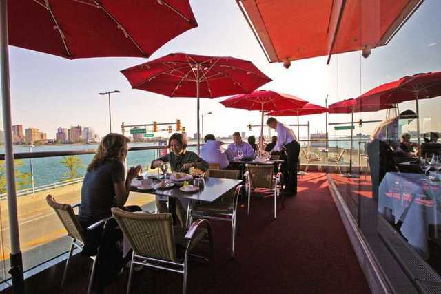 Photos: Best patios in metro Detroit to eat & drink