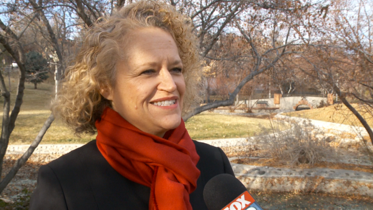 Salt Lake City Mayor Jackie Biskupski formally launches re-election campaign