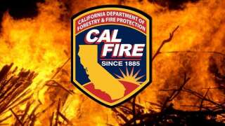 CAL FIRE putting out small fire in Nipomo