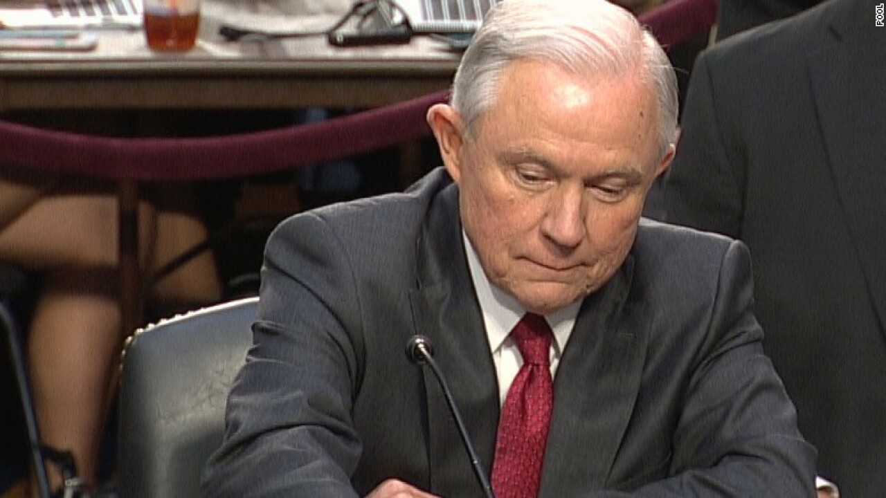 FBI email: Sessions wasn't required to disclose foreign contacts for security clearance