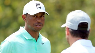 Tiger Woods rested, back not entirely ready for FedEx Cup playoffs