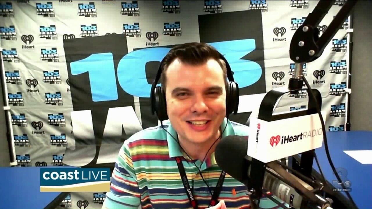 Music news with DJ Fountz from 103 JAMZ on CoastLive