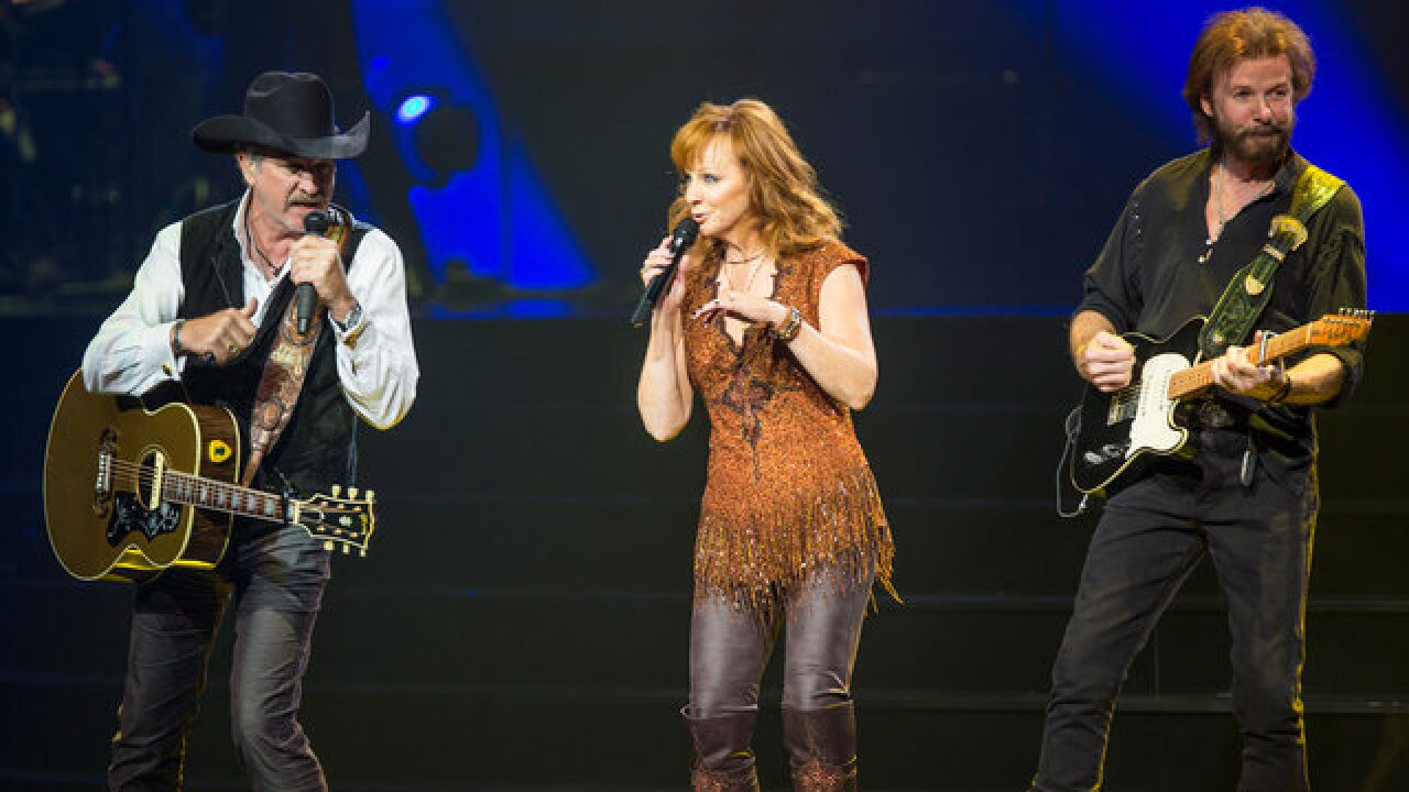 October, December dates announced for Reba, Brooks & Dunn Las Vegas residency