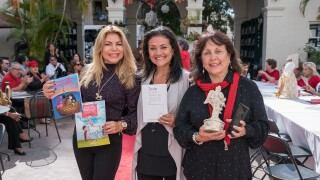 During Hispanic Heritage Month a Boca Raton non-profit organization is helping keep the business community connected.