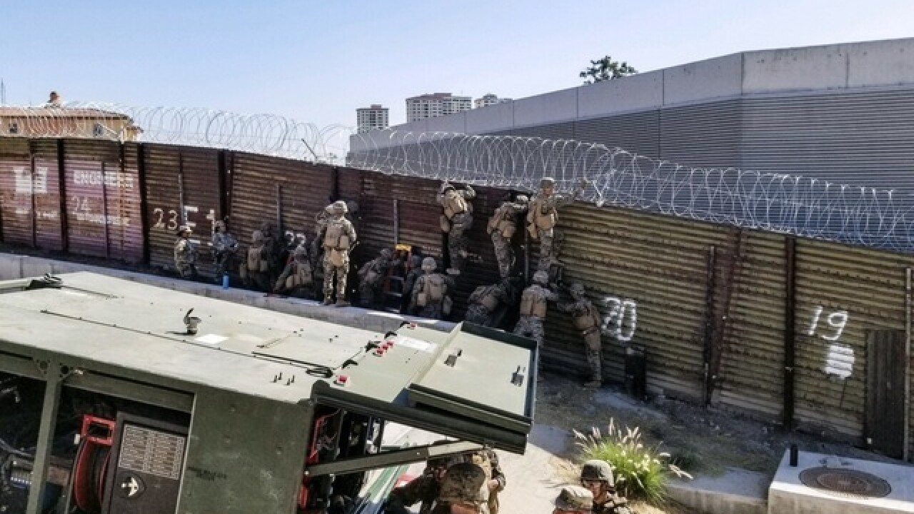 CBP closing lanes in San Ysidro, Otay Mesa