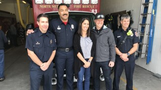julia blechar and firefighters.JPG