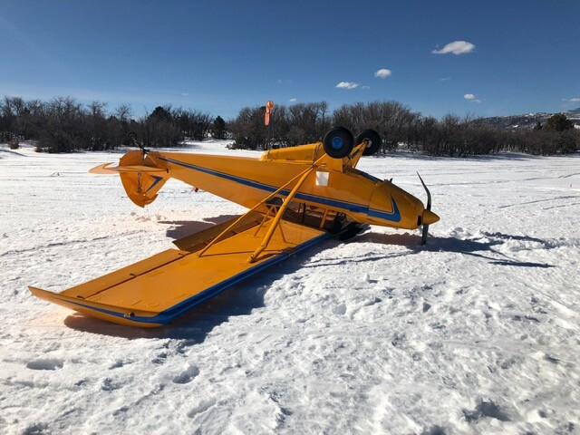 Photos: Plane with two on board crashes in WashingtonCo.