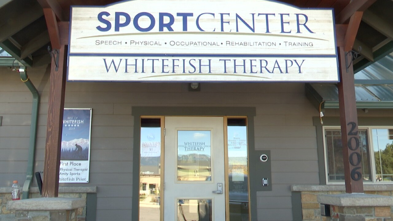 Whitefish Therapy and Sports Center