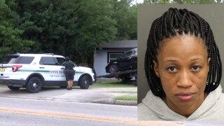 Dougkindra Wallace - Orlando Hot Car Baby Arrest 9-21-20