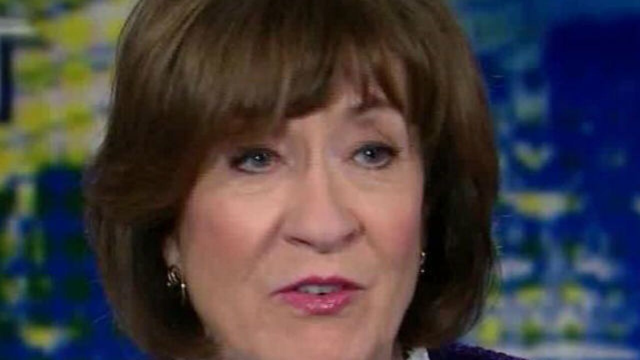 Sen. Susan Collins: 'I do not believe that Brett Kavanaugh was Ford's assailant'