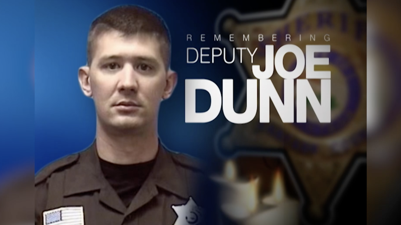 August 14th marks five years since death of Deputy Joe Dunn