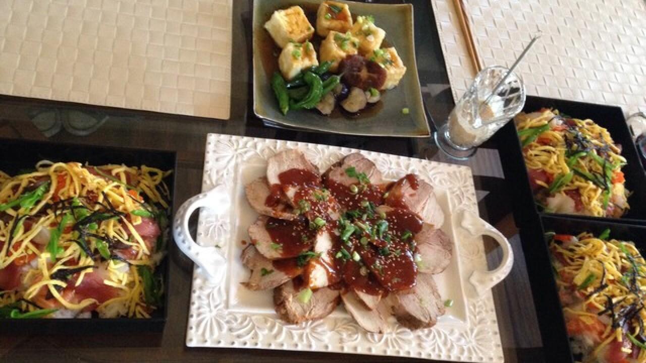 Chef Chako Okawa soon will 'test-drive' a dream
