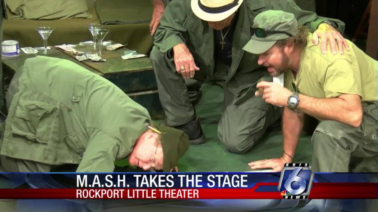 """""""M*A*S*H"""" returns this weekend in Rockport"""
