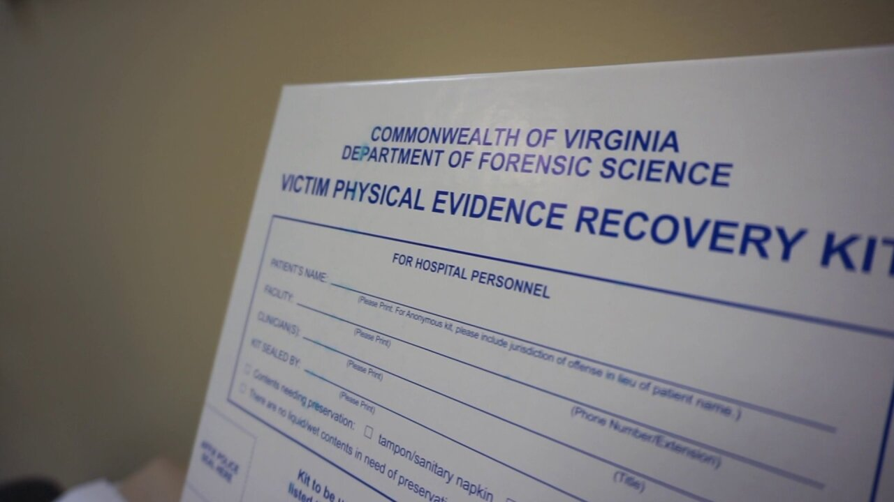 New study finds a shortage of nurses certified to perform sexual assault exams in Virginia