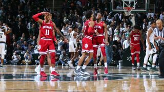Michigan State basketball vs Indiana 2019