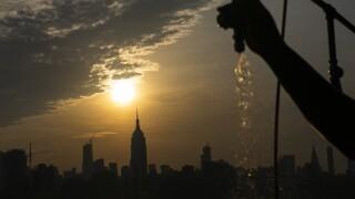 hot Weather New York