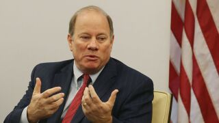 Detroit Mayor Duggan
