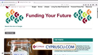 Funding Your Future: Cyprus Credit Union turns 90 and you're invited