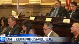 Medicaid expansion vote delayed