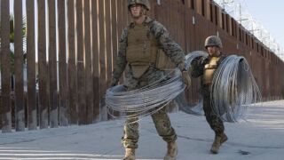 Secretary Mattis approves extension of troop deployment on Mexico border