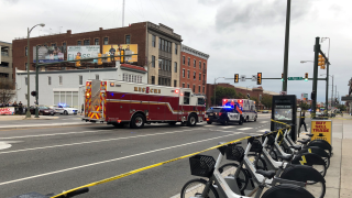 Woman crossing Broad Street killed by GRTC Pulse bus