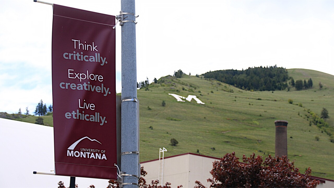 University of Montana announces schedule for their fall semester