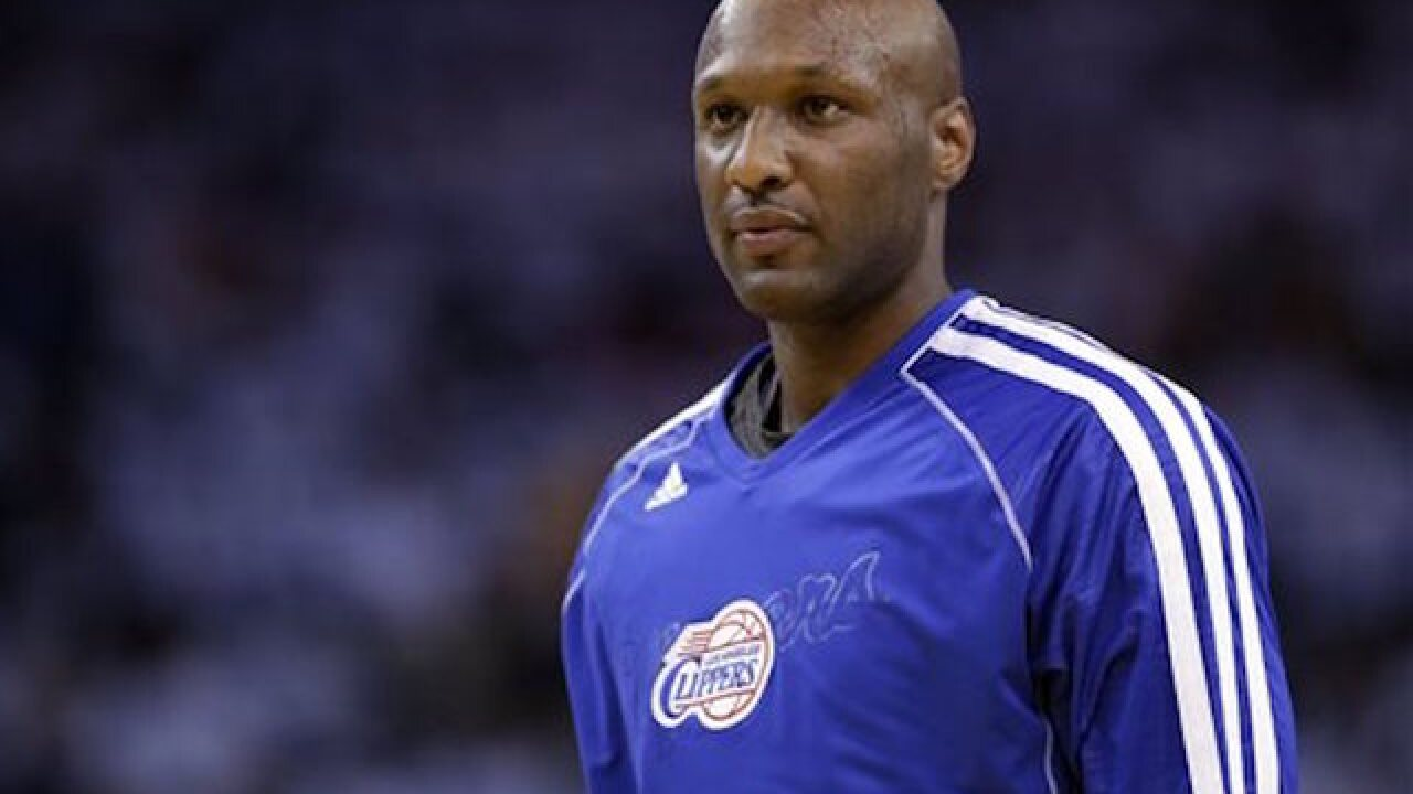 Lamar Odom won't be charged after overdose