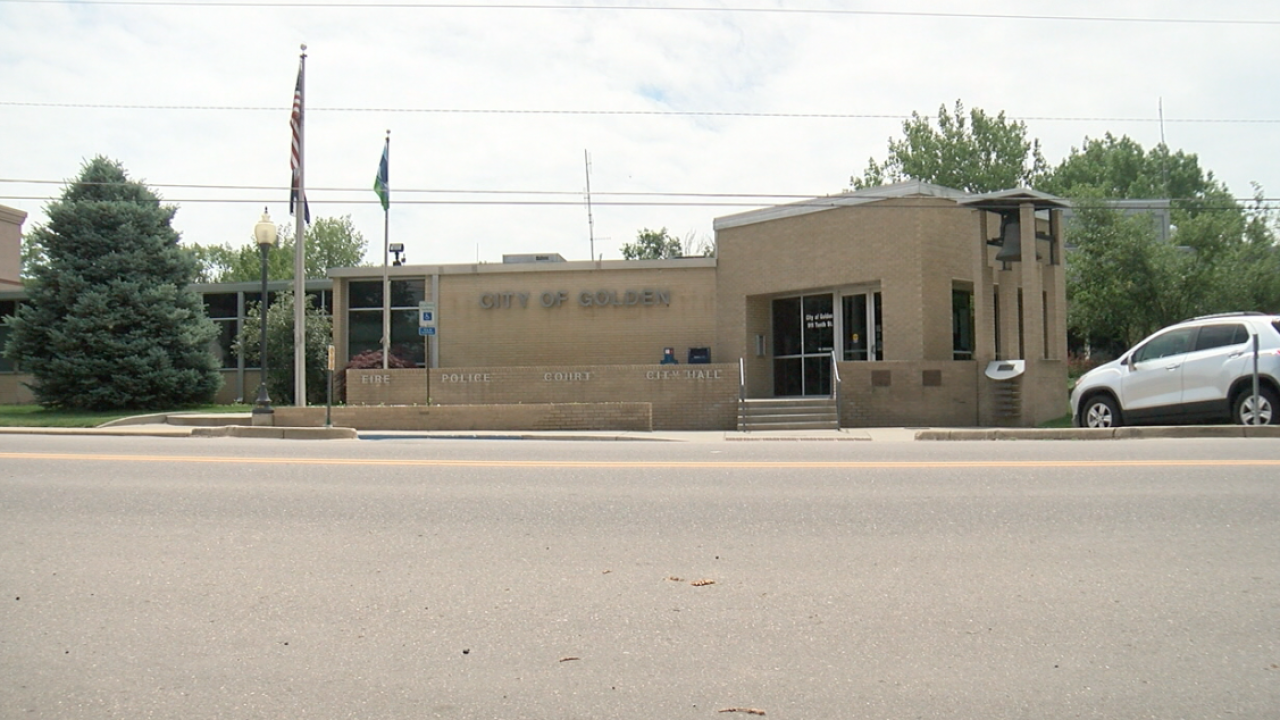 Golden Police say Lookout Mountain Youth Services Center