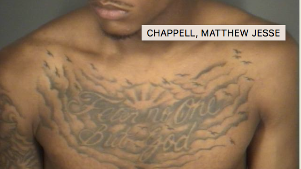 Detroit's Most Wanted: Matthew Chappell