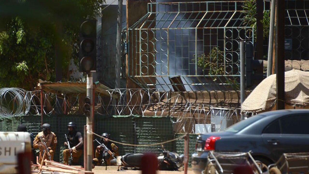 PD: Attack underway in Burkina Faso's capital
