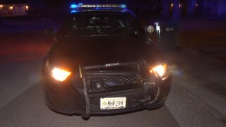 Car chase reaches 100 mph speeds in Billings Saturday night