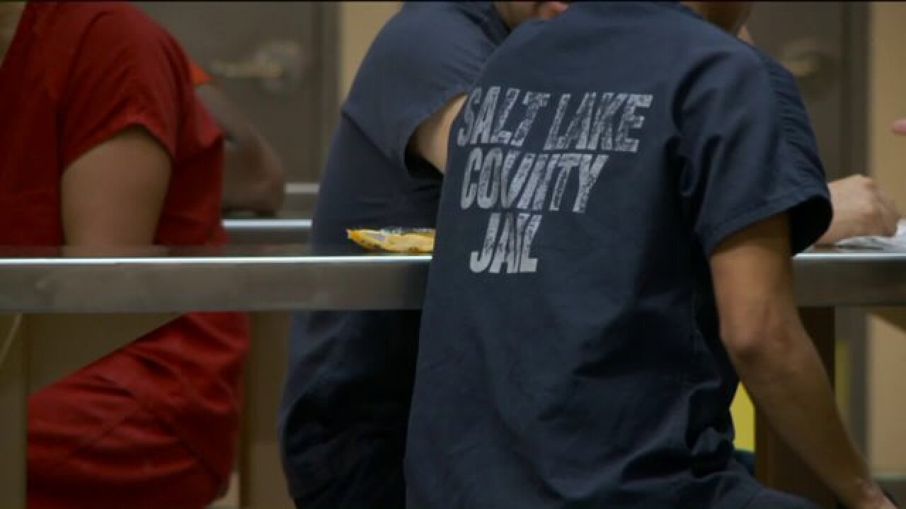 Overcrowding at Salt Lake County Jail means fewer bookings come summer; mayor proposes solution