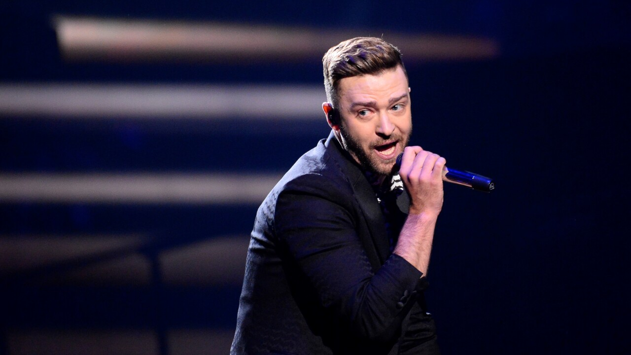 Just-in time at Super Bowl 52 as Timberlake to headline halftime show