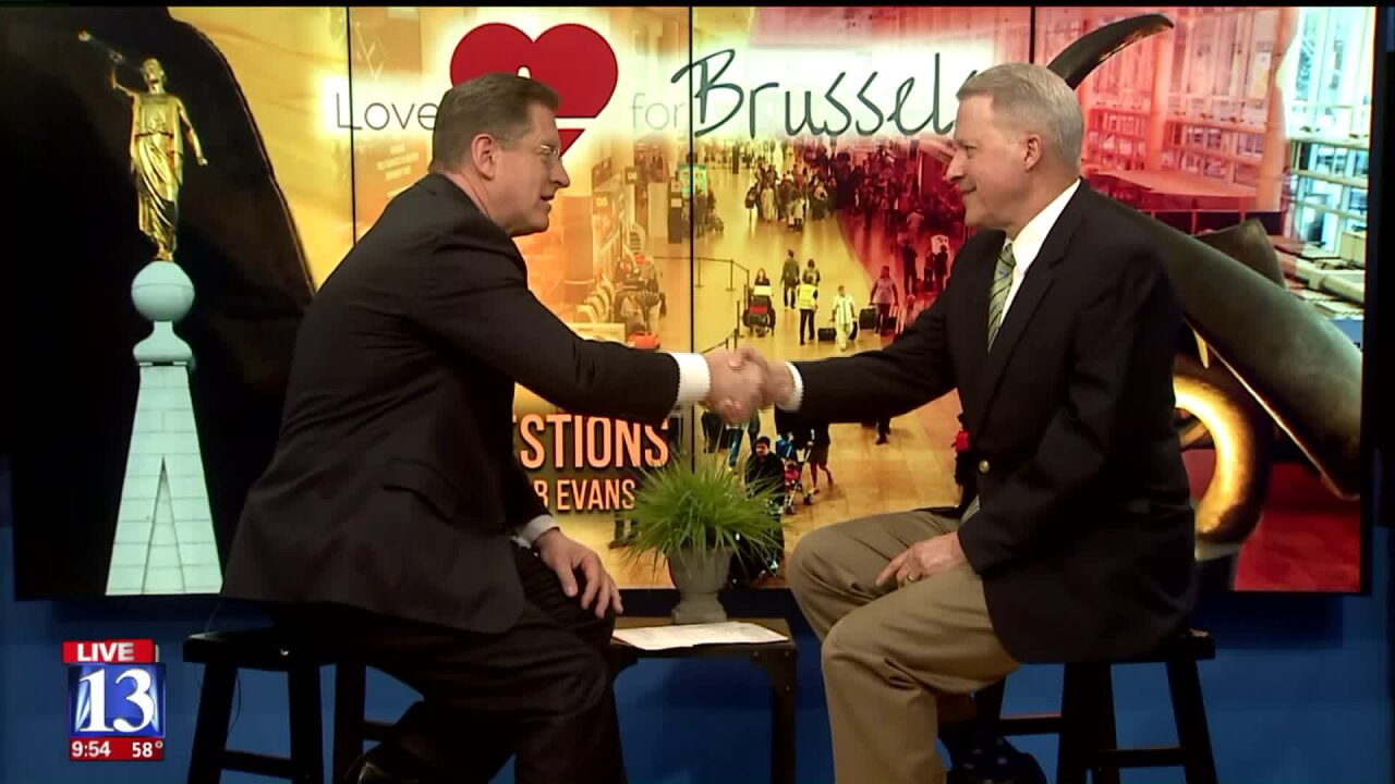 3 questions with Bob Evans: Richard Norby on surviving the Brussels terror attack during hismission