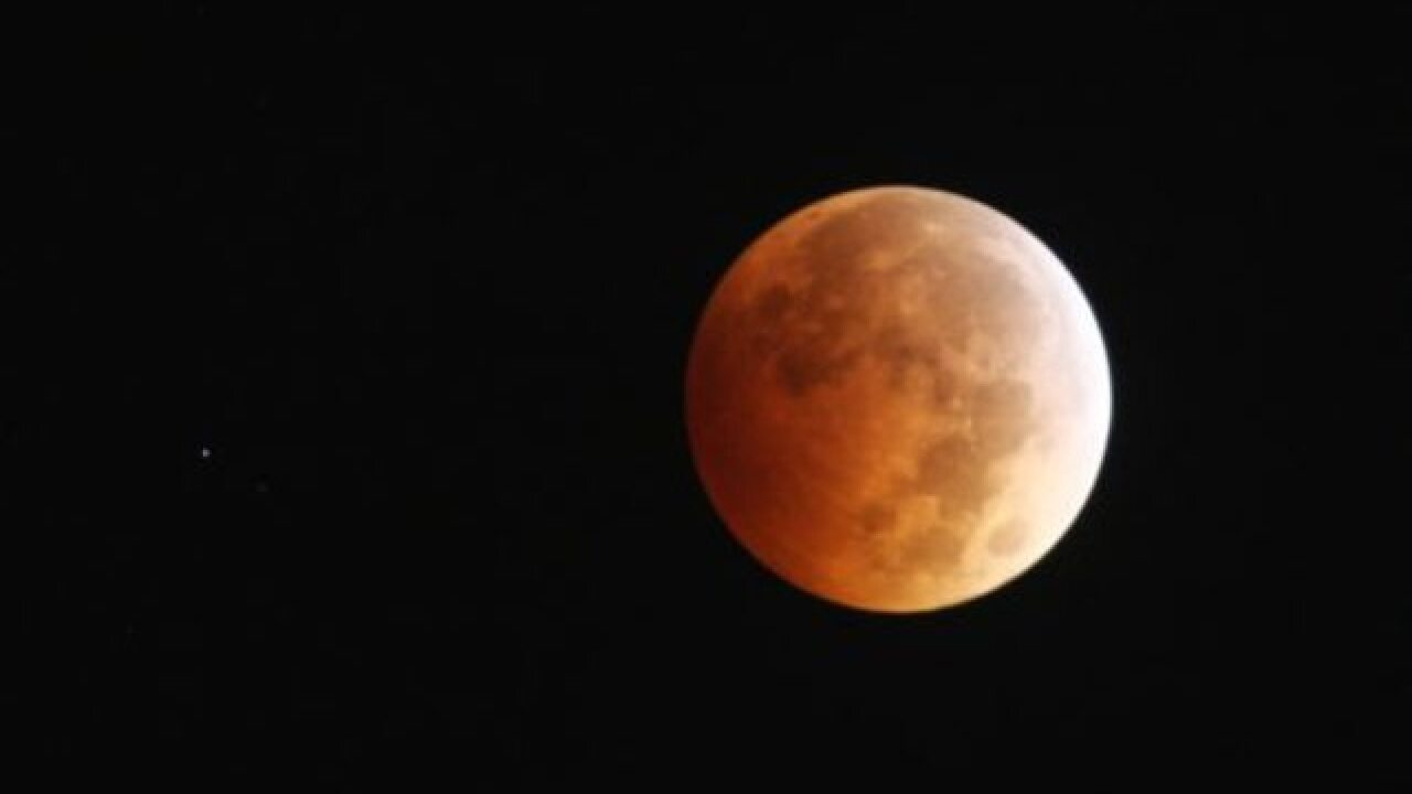 The longest lunar eclipse of the century will happen Friday, but we won't see it in the US