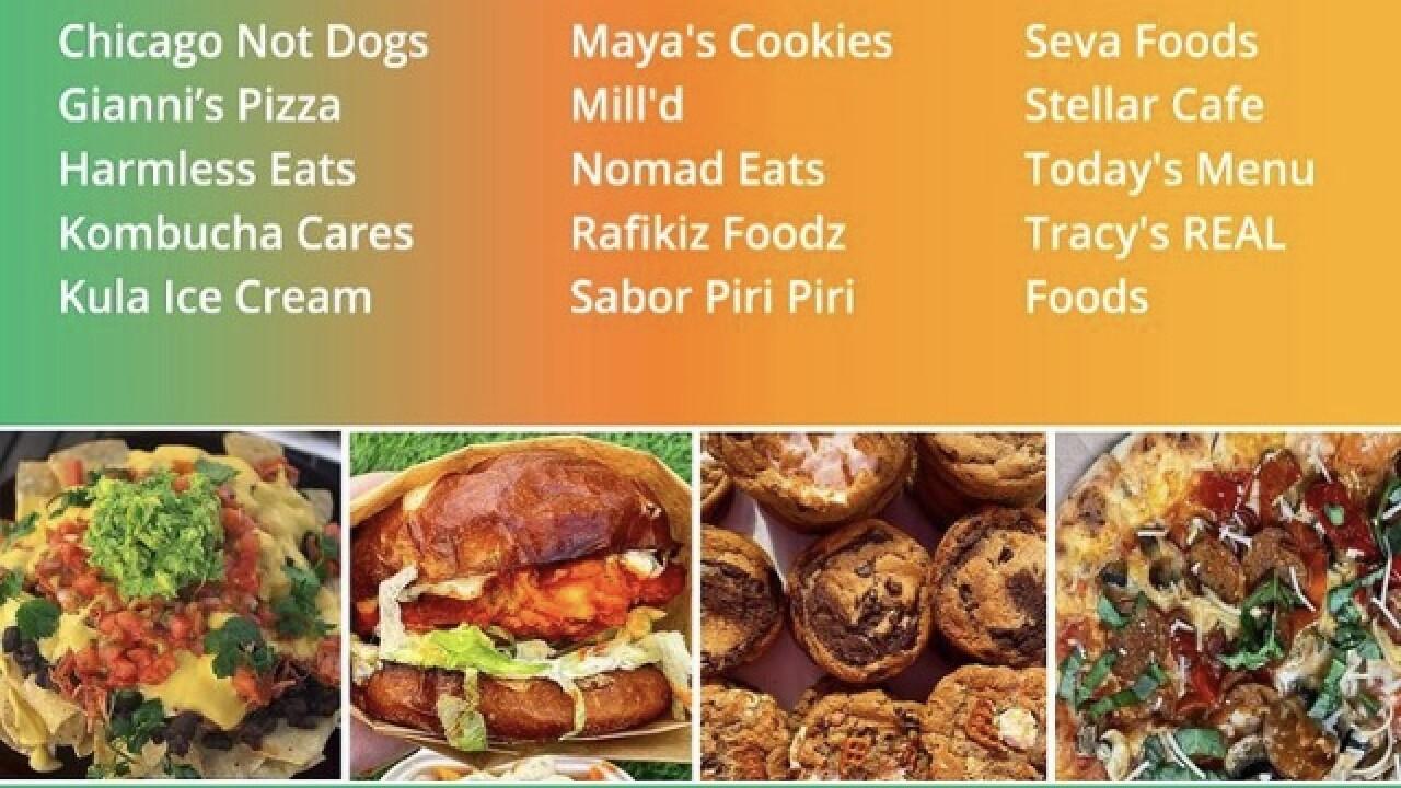 Encinitas Vegan Food Popup