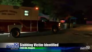 Niagara stabbing victim
