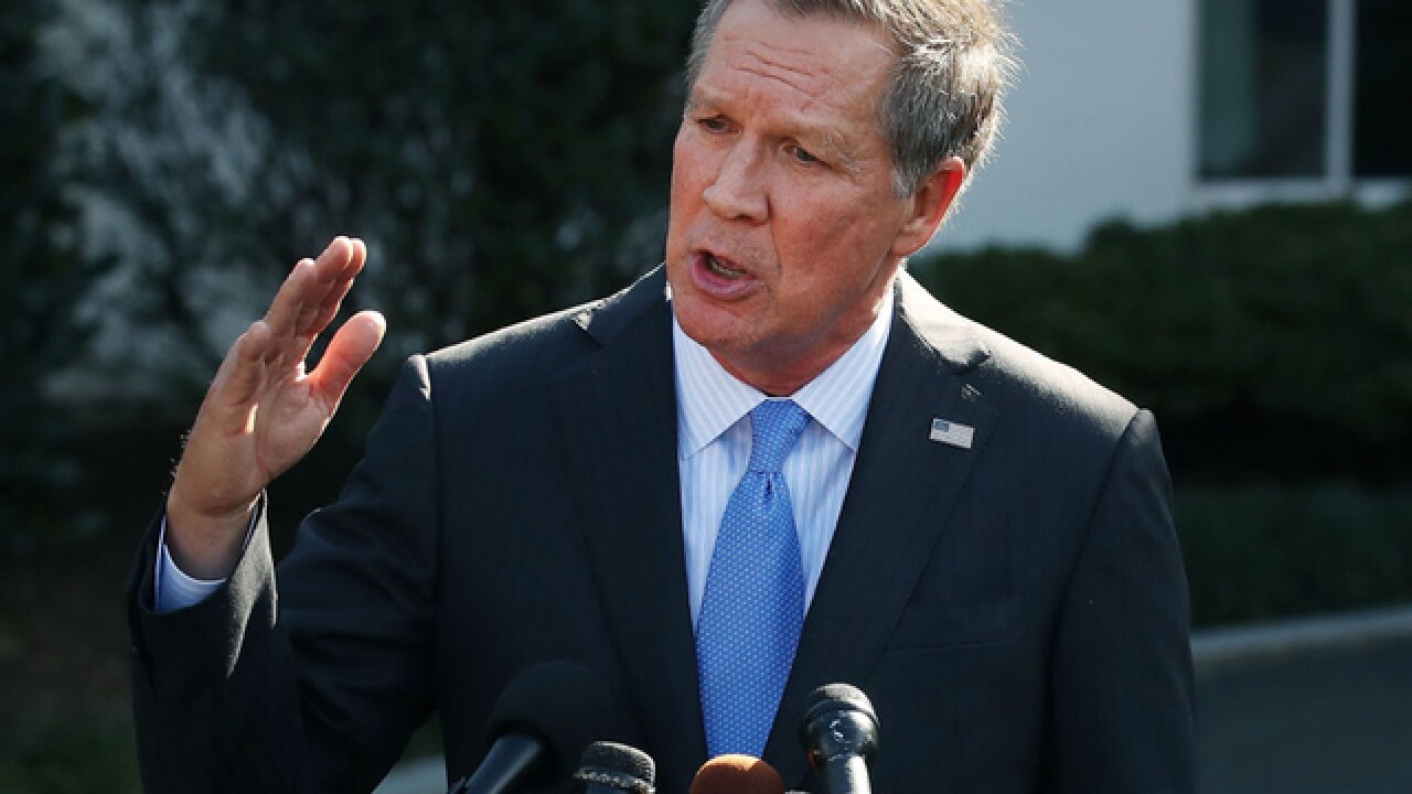 Kasich on DACA: 'Reasonable Republicans and Democrats' should find solution
