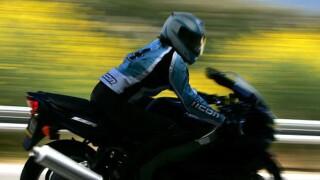 Police officer dies in motorcycle crash