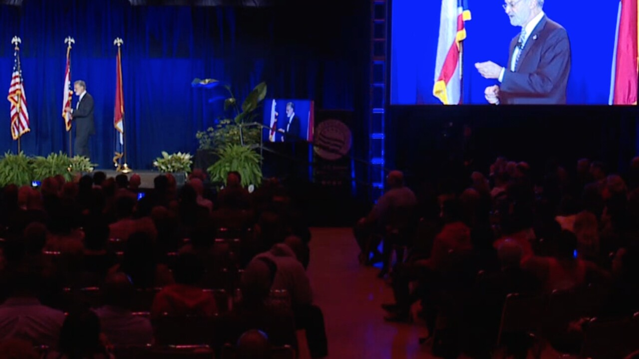 CLE Mayor Jackson State of the City focuses on improvements and progress