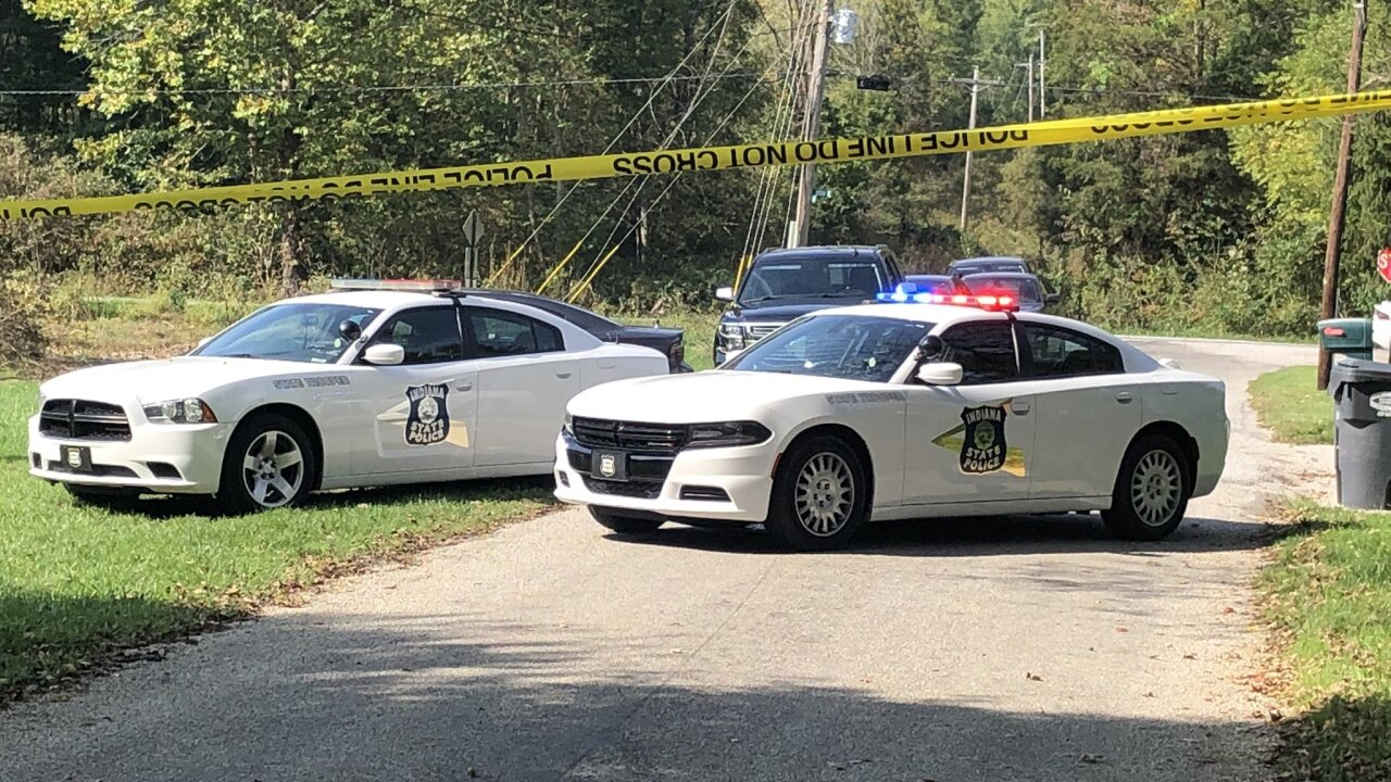 Officer-involved shooting in Ripely County, Indiana.