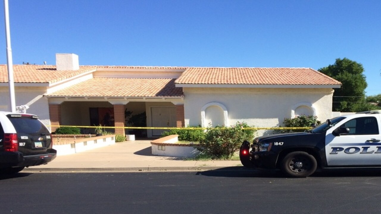 PD: Drowning call involving 4-year-old in Mesa