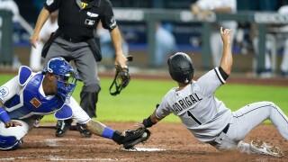 APTOPIX White Sox Royals Baseball
