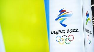 China Olympics 2022 Beijing Uyghurs Sponsors