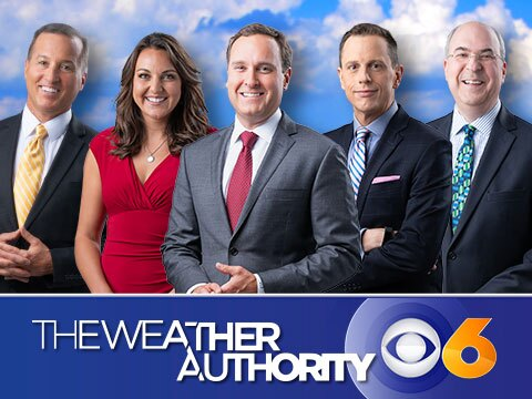 The CBS 6 Weather Authority