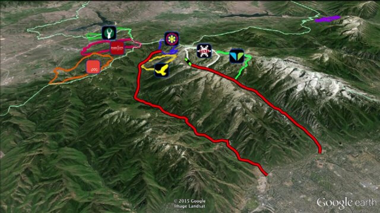 Groups collaborating on a master plan for Central Wasatch Mountains