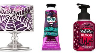 Bath & Body Works' New Halloween Collection Is Here